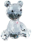 Wholesale Gifts Glass Bear